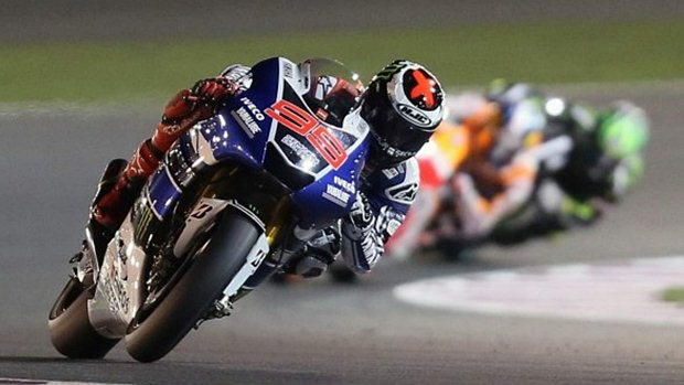MotoGP Qatar 2013 race report and results