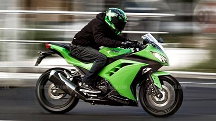 Kawasaki Ninja 300 India price announced and bookings open