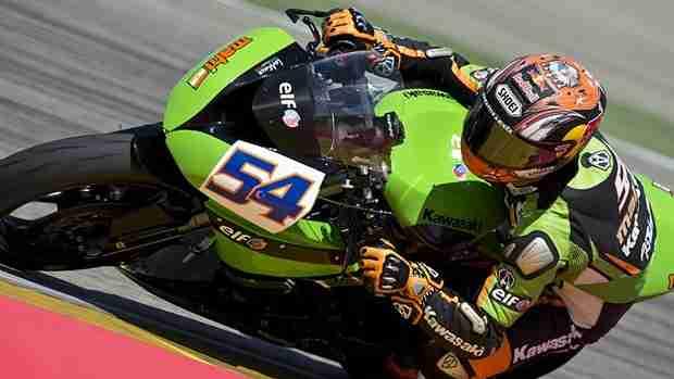 kenan sofuoglu Kawasaki Mahi Racing Team India