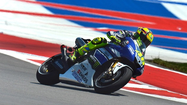 Yamaha MotoGP 2013 Austin free practice report