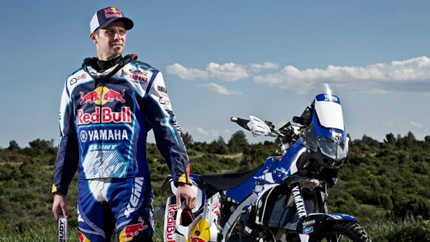 Cyril Despres signs with Yamaha for Dakar 2014