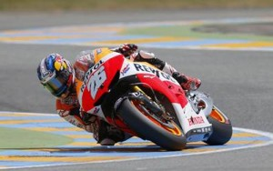 MotoGP 2013 Le Mans free practise timings and quotes