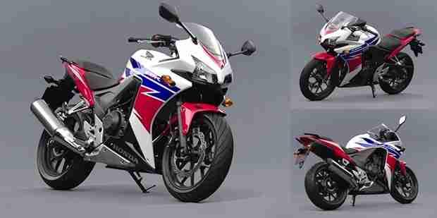 honda cbr400r india specifications
