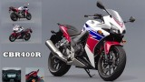 honda cbr400r specifications