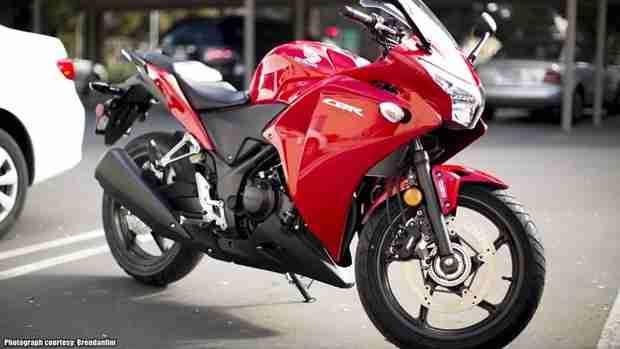 2013 Honda CBR250R colours reach India