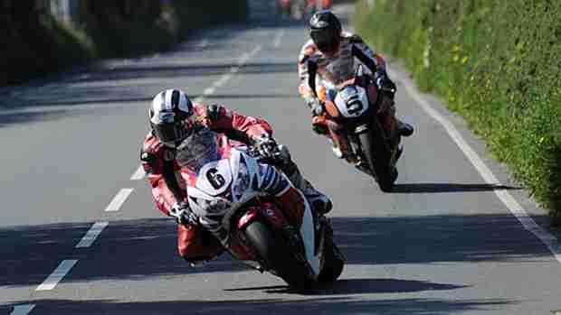 John McGuinness 20th win at Isle of Man TT