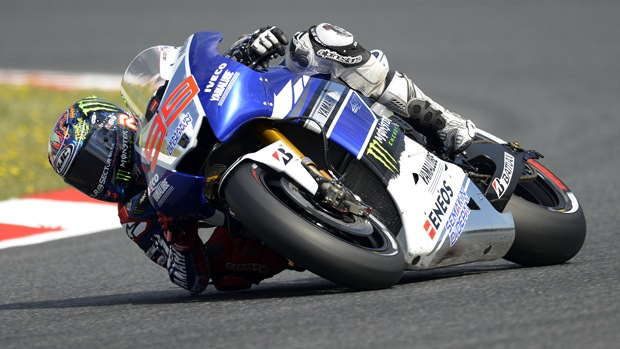 jorge lorenzo motogp catalunya 2013