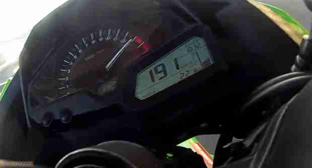 kawasaki ninja 300 top speed
