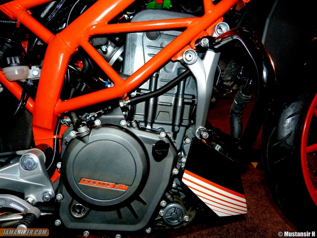 KTM Duke 390 India launch wrap up and gallery