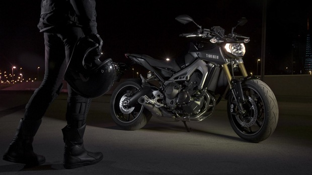 new yamaha mt 09