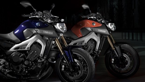 yamaha mt 09 colours