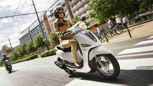 2014 Yamaha D'elight for European market