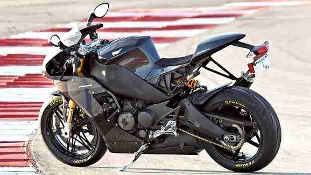 Hero MotoCorp Erik Buell Racing
