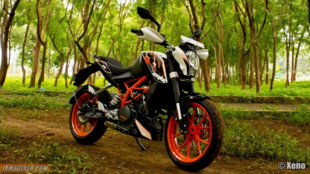 KTM Duke 390 first ride review