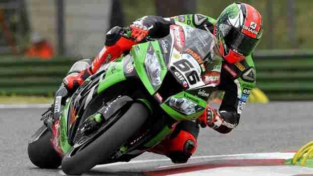 Tom Sykes WSBK Moscow Kawasaki Racing preview