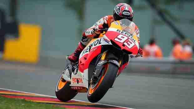 marc marquez motogp sachsenring qualifying