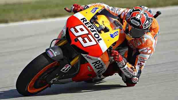 marc marquez indianapolis motogp qualifying