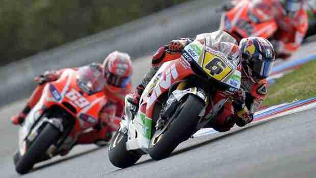 stefal bradl MotoGP 2013 Brno free practice