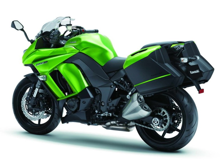 Kerker Exhaust For  Kawasaki Concours