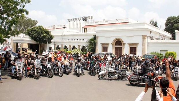 Tiger Harley Davidson Indore Harley Davidson now in Indore