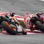 marquez pedrosa battle motogp misano 2013