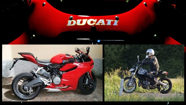 new ducati launch New Ducati teaser video   launch next week