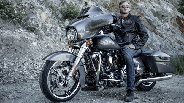 2014 Harley Davidson Street Glide based comes to India