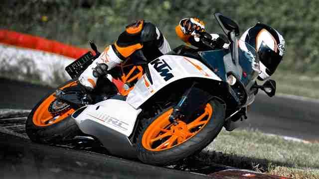 2014 KTM RC390 India