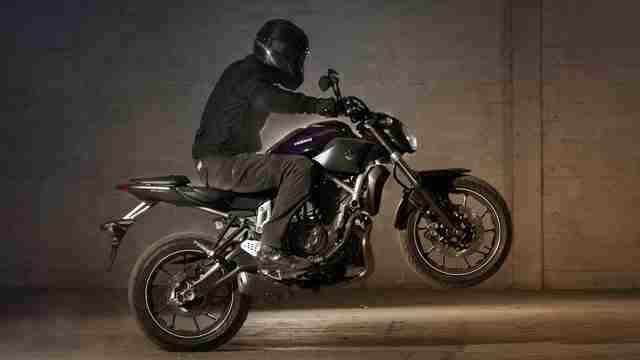 2014 Yamaha MT-07 announced