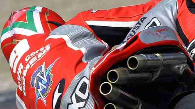 MV Agusta returns to racing
