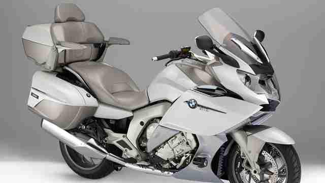 New 2014 BMW K 1600 GTL Exclusive