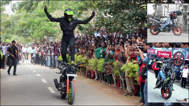 team rpm stunt team kerala
