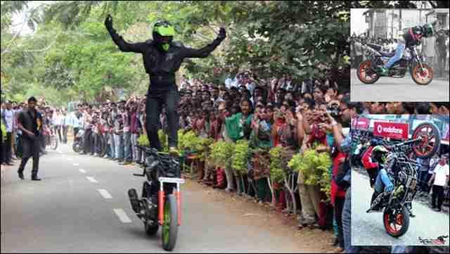 team rpm stunt team kerala