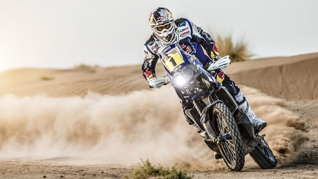 Dakar 2014 Challenging start for Cyril Despres
