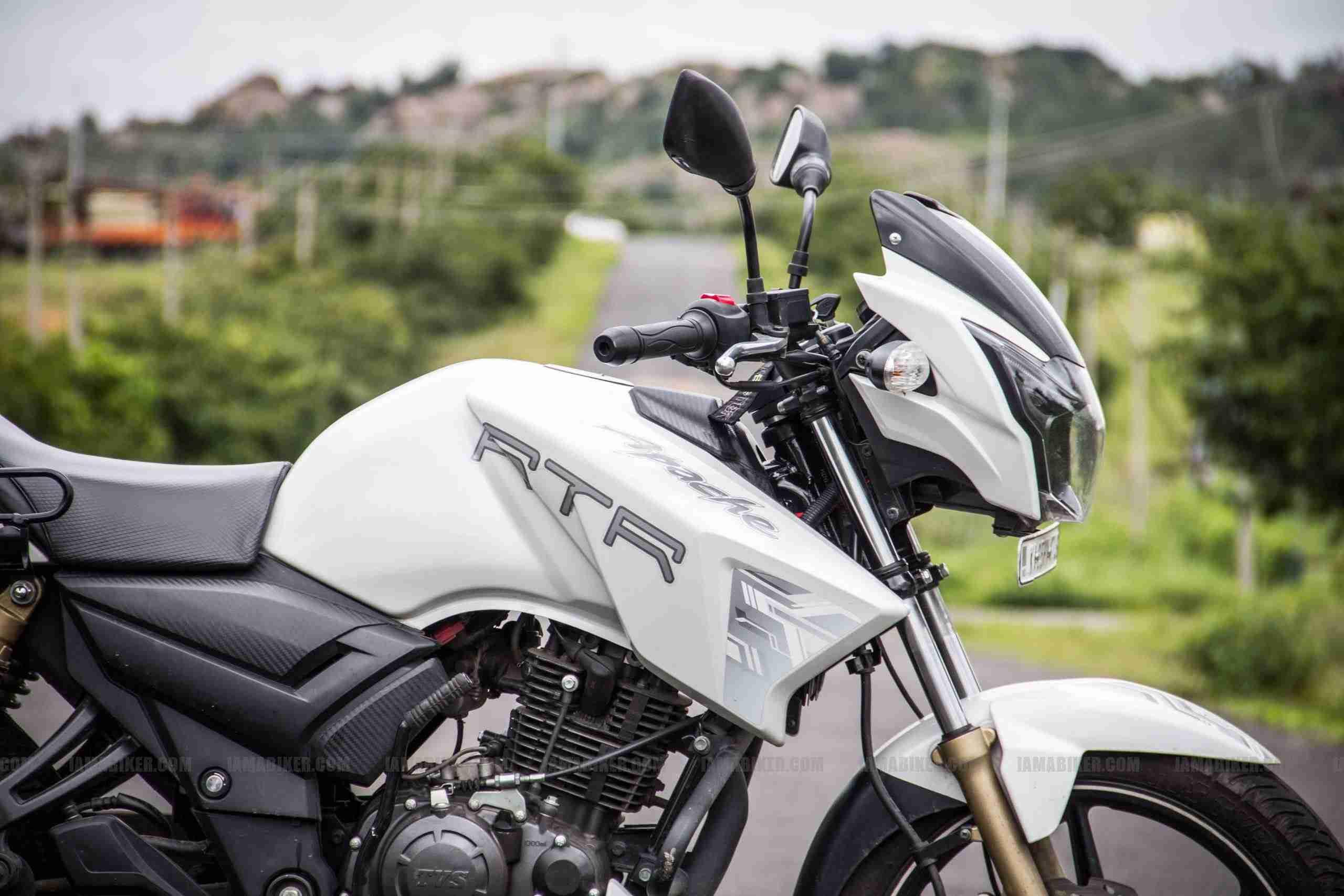 TVS Apache RTR 180 review