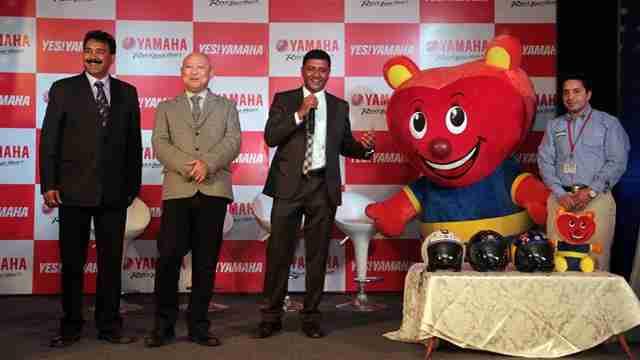 Yamaha launches Yamaha Children Safety Program (YCSP)