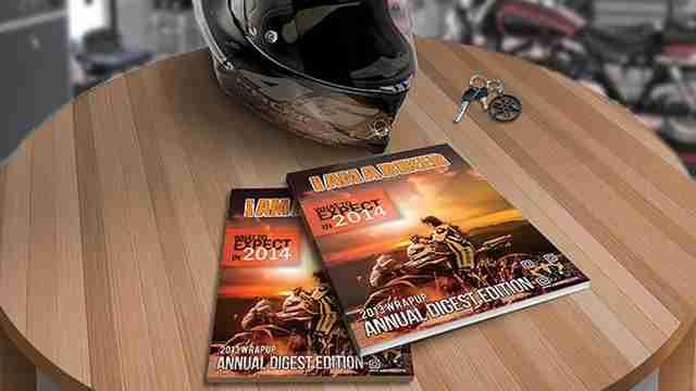 iamabiker magazine launched