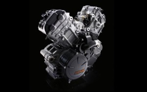 KTM higher capacity engines for India