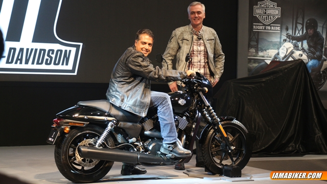 harley davidson street 750 price announced