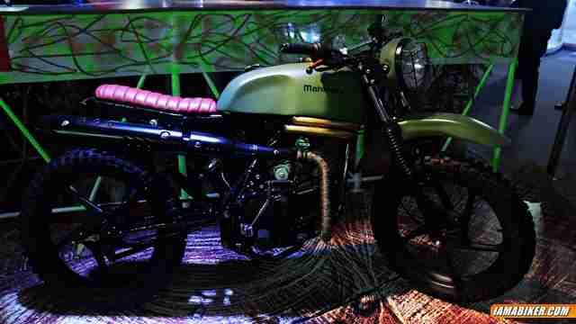 mahindra jcmoto scrablmer auto expo 2014