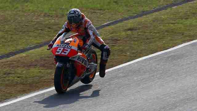 marc marquez MotoGP Sepang test day 3 timings