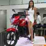 new TVS Star City + auto expo