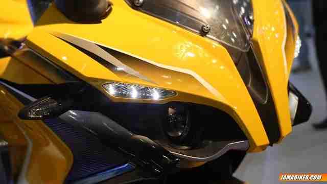 new pulsar ss400 auto expo 2014