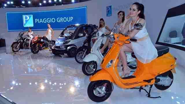 vespa s india launch soon - auto expo 2014