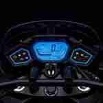 2014 Honda NM4 Vultus dashboard