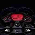 2014 Honda NM4 Vultus dashboard manual mode