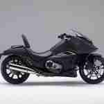 2014 Honda NM4 Vultus – side view
