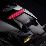 2014 Honda NM4 Vultus tail section