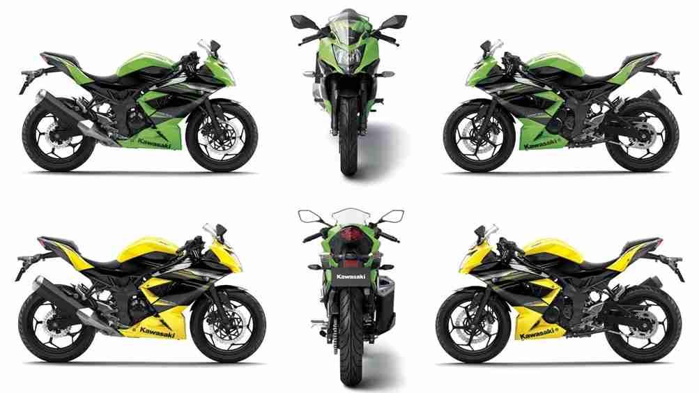 2014 Kawasaki Ninja RR Mono - single cylinder 250