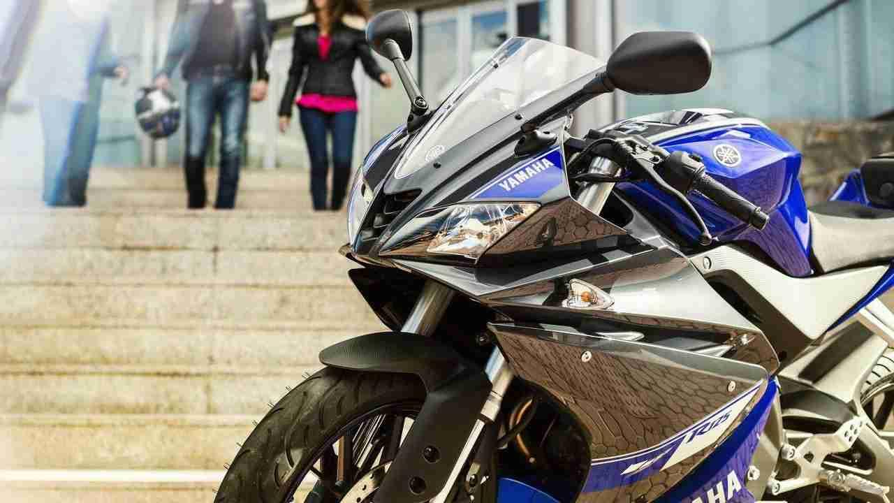 2014 Yamaha YZF-R125 unveiled